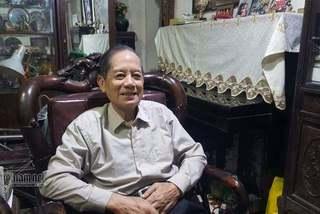 Điều đặc biệt trong gia đình GS Dương Quảng Hàm sáng mùng 1 Tết
