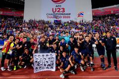 """Người Thái ngất ngây: """"Kỳ tích vĩ đại của U23 Thái Lan"""""""