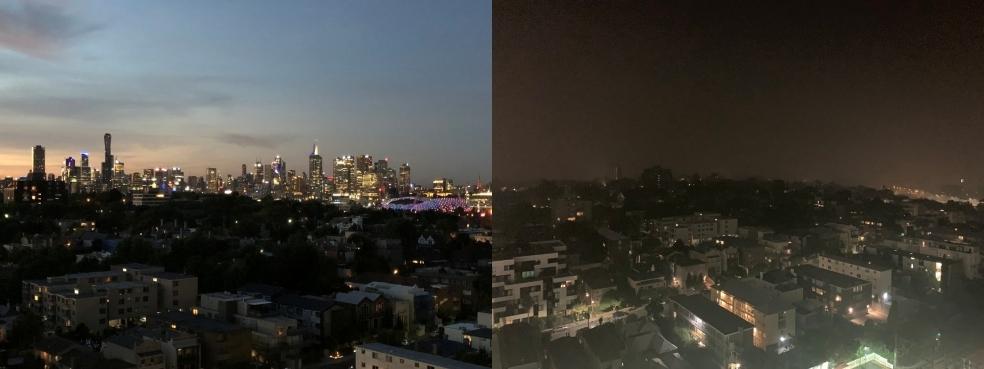 Thành phố đáng sống nhất thế giới bụi mù mịt