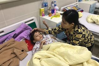 Bé gái tự vỡ mạch máu, phải thay van tim của người khác