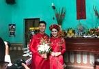 Cô dâu Quỳnh Anh rạng rỡ về nhà chồng