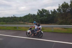 Google Maps leads motorbike drivers down banned expressway