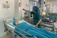 Nghẹt thở cứu sản phụ trẻ ở miền Tây bị rối loạn nhịp tim cực nặng