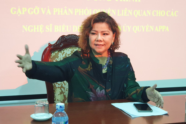 NSND Thanh Hoa: Tôi muốn lên tiếng bảo vệ Văn Mai Hương nhưng không thể