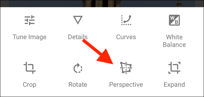 Cách chỉnh ảnh bị méo, lệch trên iPhone, iPad và Android