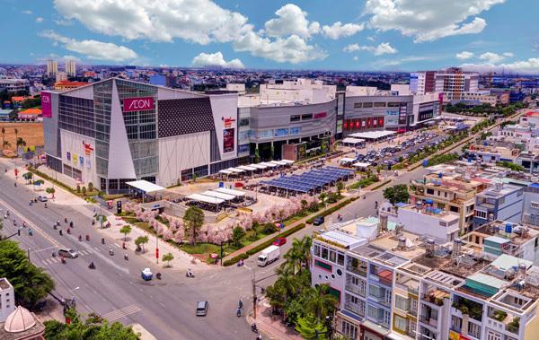 Trung tâm hành chính Tây TP.HCM hấp dẫn giới đầu tư BĐS