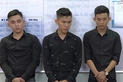 Đốt pháo khai tiệc thôi nôi, 4 thanh niên bị công an 'sờ gáy'