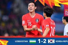 Toàn thắng, U23 Hàn Quốc hẹn U23 Việt Nam ở tứ kết
