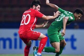Video bàn thắng U23 Saudi Arabia 1-0 U23 Syria