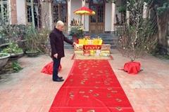 Lễ cúng Táo quân theo hướng dẫn của Giáo sư Lương Ngọc Huỳnh