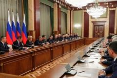 Thay đổi lớn trong cơ chế vận hành của chính phủ Nga