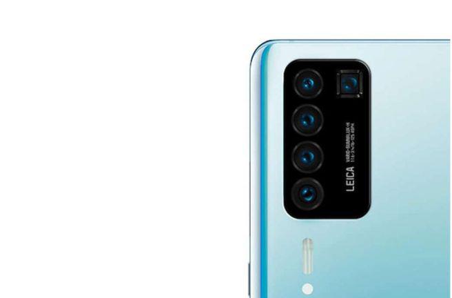Huawei P40 Pro không 'tai thỏ', camera chính 52 MP?