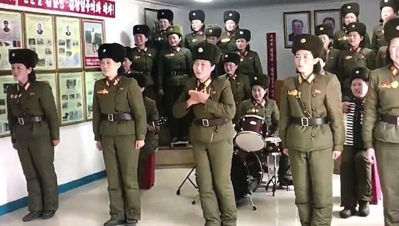 Triều Tiên,Kim Jong Un