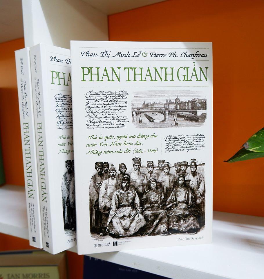Đình chỉ phát hành sách về Phan Thanh Giản
