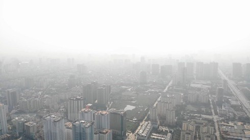 Air pollution costs Vietnam at least $10.8 billion each year