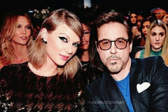 'Iron man' gây phẫn nộ khi ví Taylor Swift với nhện độc ăn thịt bạn tình