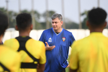 HLV U23 UAE tuyên bố thắng Jordan, không chơi xấu Việt Nam