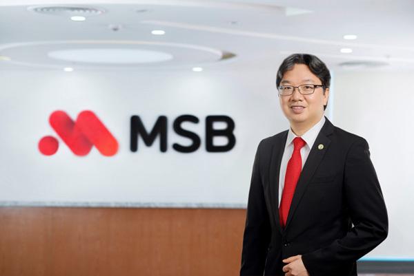 MSB bổ nhiệm nhân sự cấp cao