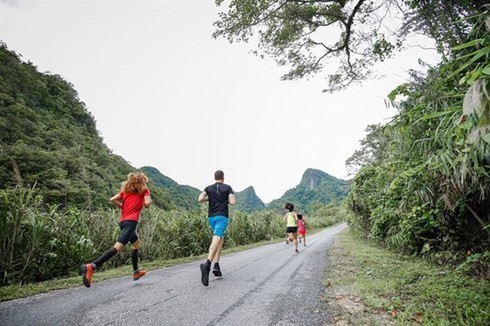 Phong Nha-Ke Bang,Quang Binh Marathon,Quang Binh,Discovery Marathon,Paradise Cave