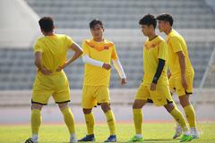 Đội hình U23 Việt Nam vs U23 Triều Tiên: Đình Trọng, Đức Chinh đá chính