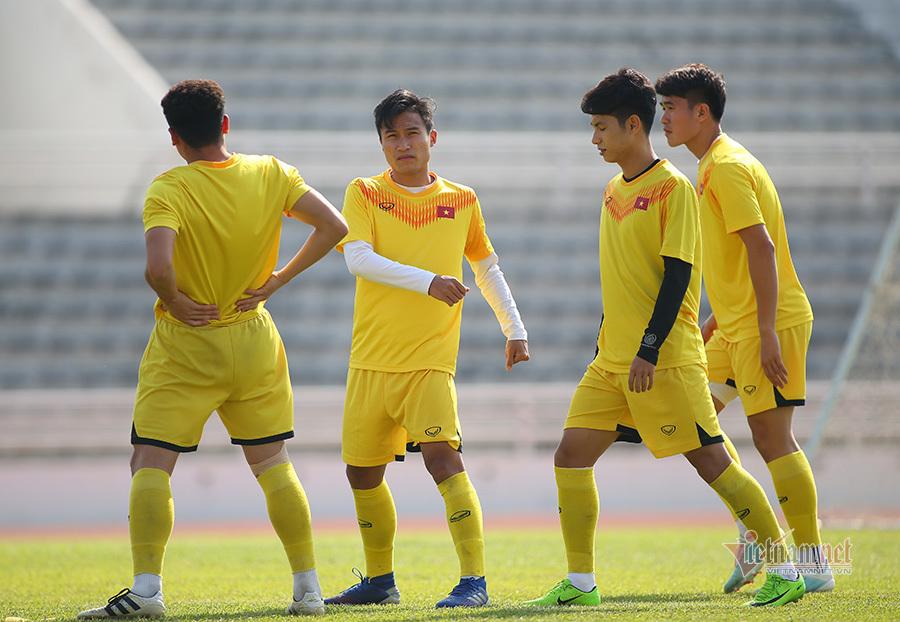 Đội hình ra sân U23 Việt Nam vs U23 Triều Tiên: Canh bạc tất tay