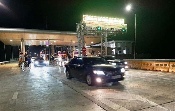Bac Giang – Lang Son Expressway open for free during Tet
