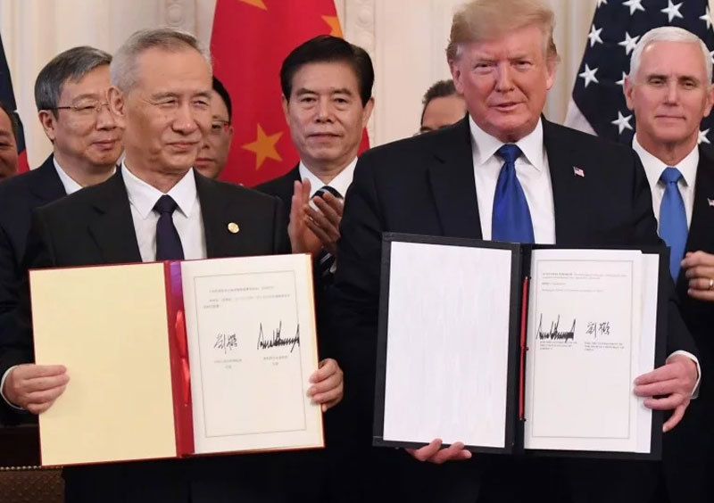 Donald Trump nói là làm, Trung Quốc buộc phải thay đổi
