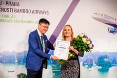 Bamboo Airways bay thẳng Việt Nam- Séc bằng Boeing 787-9 Dreamliner từ tháng 3/2020