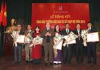 Best Vietnamese writers of 2019 receive awards