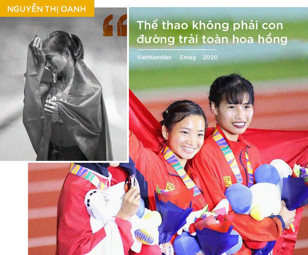 Sea Games,Nguyễn Thị Oanh