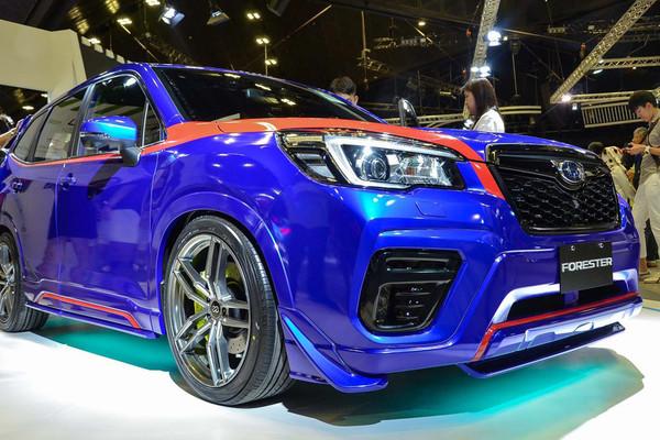 Subaru xin lỗi vì ra mắt xe có tên F.U.C.K.S tại Singapore