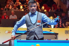 Vietnam's Anh Chien to take part in invitational 3-Cushion Survival Masters