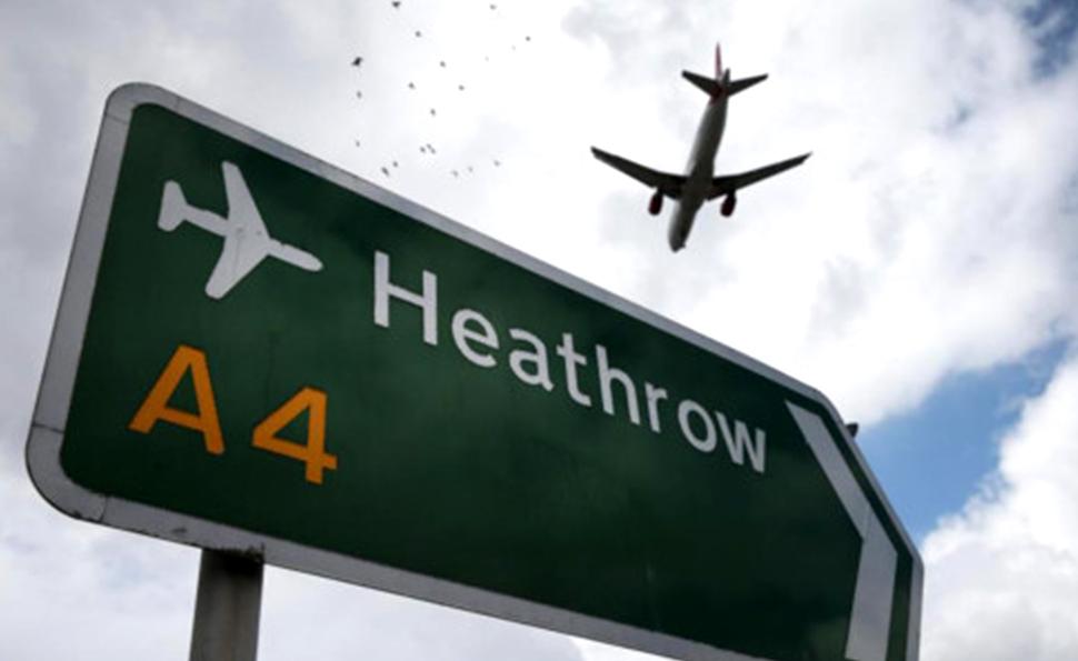 Sân bay số 1 nước Anh triển khai hệ thống chống drone