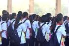 Trường học Thái Lan hứng chỉ trích vì phạt học sinh hát quốc ca không đủ to