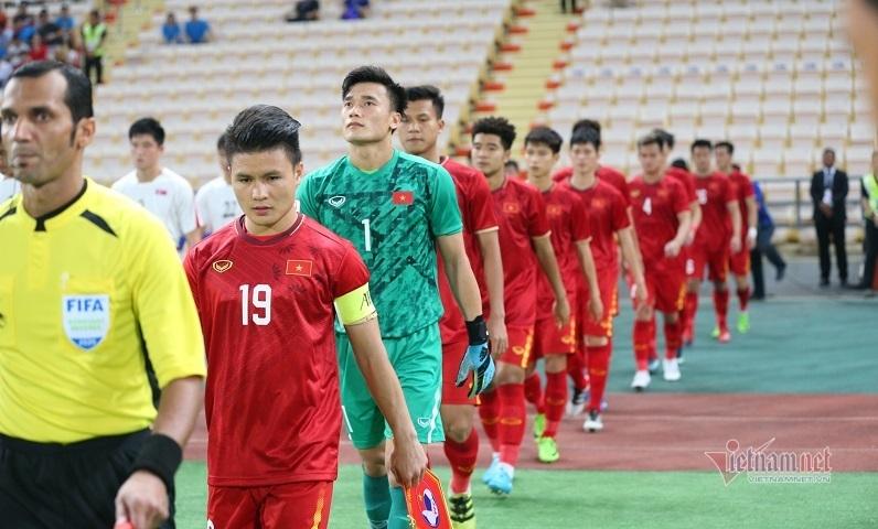 U23 Việt Nam,HLV Park Hang Seo,Quang Hải,Bùi Tiến Dũng
