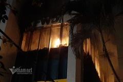 Cháy tòa nhà Dầu khí Thanh Hóa, 1 người chết, 11 người bị thương