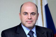 Thủ tướng gửi điện mừng tân Thủ tướng Nga