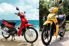 20 triệu sắm xe máy Tết: Chọn Honda Wave Alpha hay Yamaha Sirius?