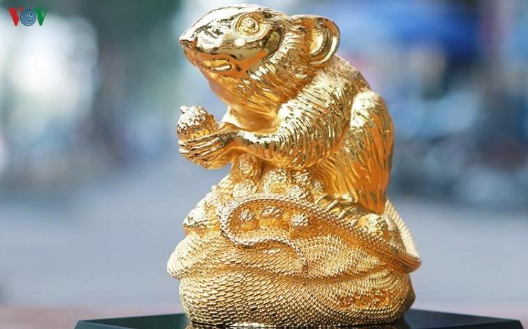 đồ mạ vàng,đồ dát vàng,tượng mạ vàng
