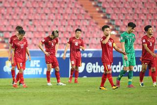 Truyền thông quốc tế: U23 Việt Nam tự thua, sức cùng lực kiệt