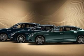 Maserati ra mắt bộ ba Royale đặc biệt, sản xuất giới hạn 100 chiếc.