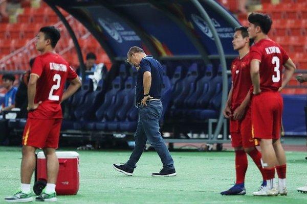 Báo Hàn: Thầy Park thua, Việt Nam nếm vị đắng U23 châu Á