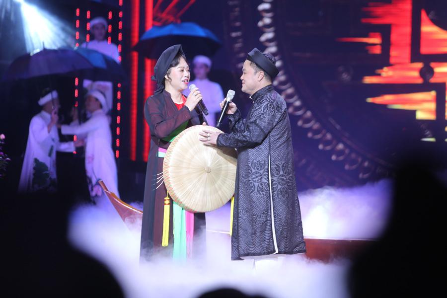 NSND Thuý Hường: 'Kiếp sau, vẫn xin làm người hát quan họ'