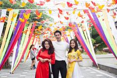 Tết này, đến Sun World Danang Wonders vui cực đã với lễ hội hoa Xuân Phát Tài
