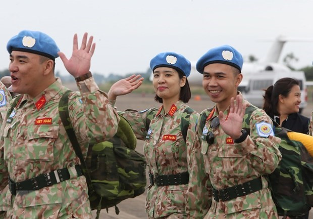 cooperation,UN Resident Coordinators Office,Nguyen Chi Vinh,Kamal Malhotra,ASEAN Chair,UN peacekeeping centre