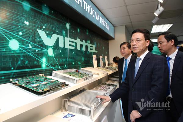 Thử nghiệm thành công cuộc gọi 5G bằng thiết bị Make in Vietnam