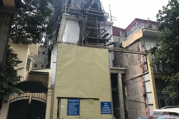 Sở Xây dựng Hà Nội thông tin loạt dự án sai phạm báo VietNamNet nêu