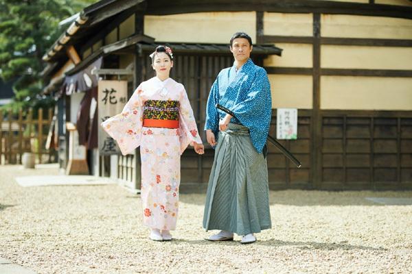 Khám phá đôi nét văn hóa Edo ở Edo Wonderland