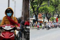 Dự báo thời tiết 18/1, Hà Nội rét, Sài Gòn nóng 34 độ