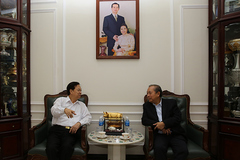 Phó Thủ tướng thăm, chúc Tết nguyên lãnh đạo Nhà nước, Chính phủ